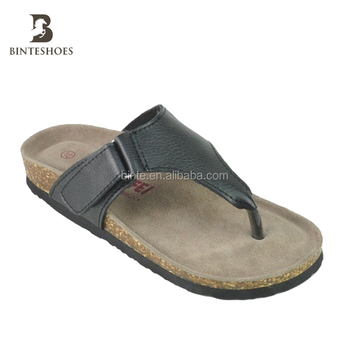 dc654639c87d8 Wholesale 2017 hot new products PVC Leather Kids Boys Cork Sandals from  China women s shoes sandal