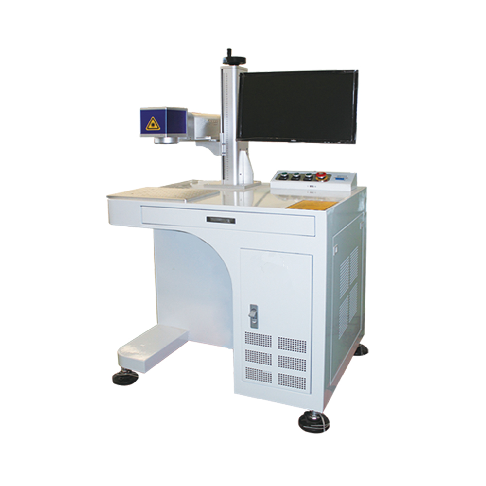 Best Quality Portable Desktop Handheld Fiber Laser Marking Machine