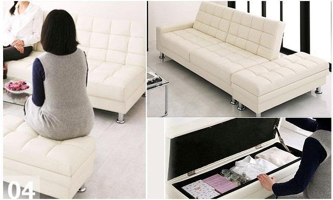 Knightsbridge Luxury Sofa Bed With Storage Unit Set New Designs 2017