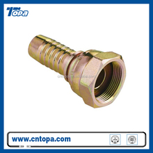 Free sample available Metric Female flat seat hydraulic fitting