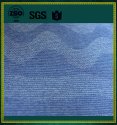Shielding fabric breathable nylon mesh with conductive fiber, thin&silk hand feeling woven fabric for anti-radiation bedding