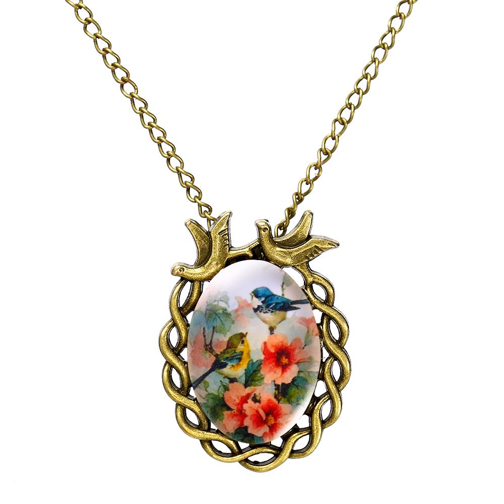 bird jewelry vintage