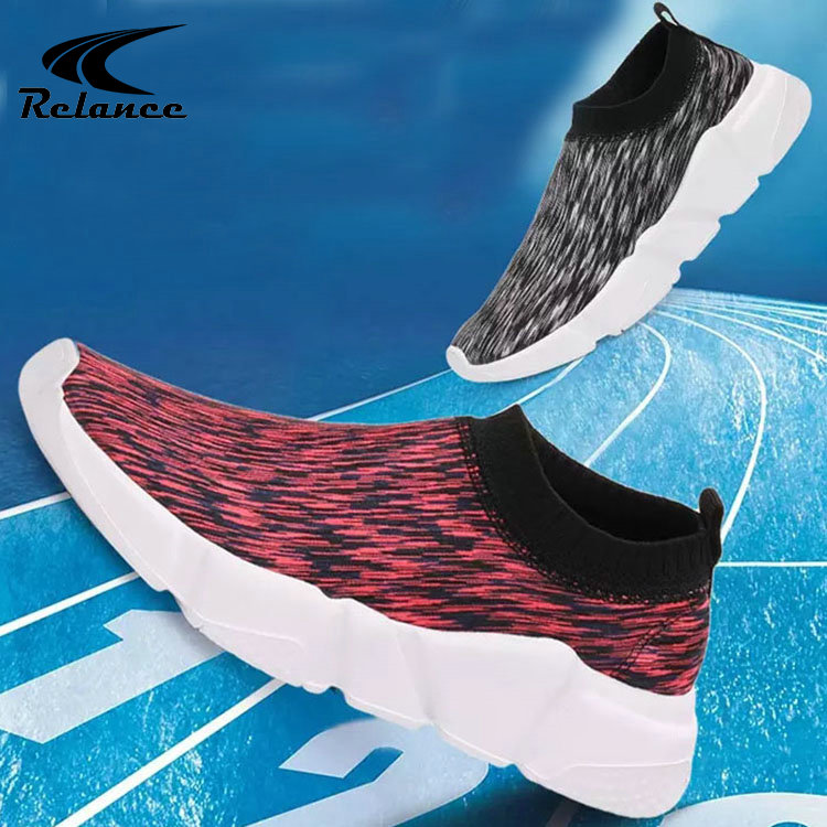 Sole Shoes on Wholesale Suppliers Running Flat Sport Slip China Lightweight tYazx