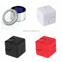 Adult Anti Stress Toys Spin Puzzle Magic Cube Finger Toys Small Gifts Funny Fidget Spinner Cube