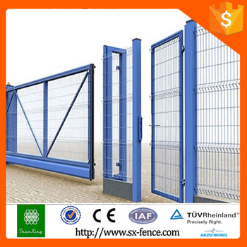 Fencing & Gates For Homes,Home Colour Gate Grill Design - Buy ...