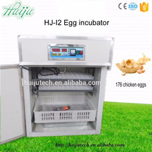 98% hatching rate hot sale full Automatic highly qualified chicken egg incubator India for sale HJ-I2