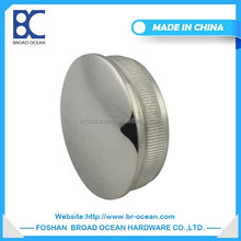 Circle stainless steel handrail end cap(EC-74)