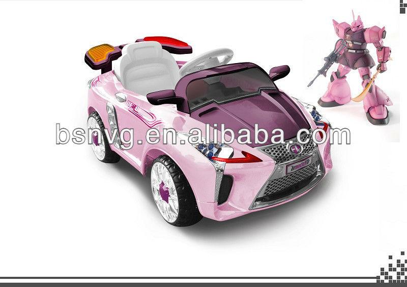 Lexus Style Electric Baby Ride On Car Buy Lexus Style Children Car