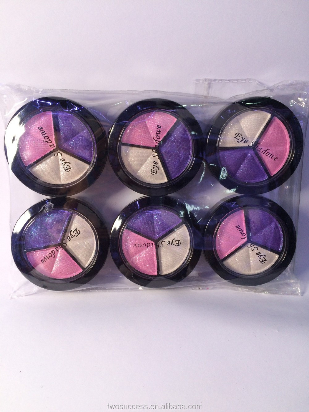 6 PCS eye shadow
