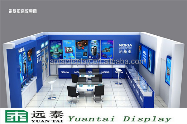 China Manufacturer Mobile Phone Store And Exhibition Display Stand ...