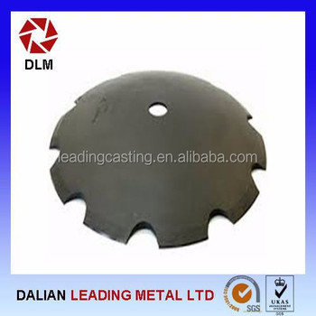 disc plough parts 65mn plough disc blade 28 inch 26 inch