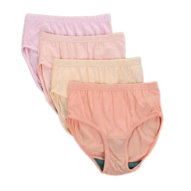 18ab76a07d0 Get Quotations · 5PCS Lot New 2015 Women Plus Size Underwears XXXL 100%  Cotton Panties Ladies High