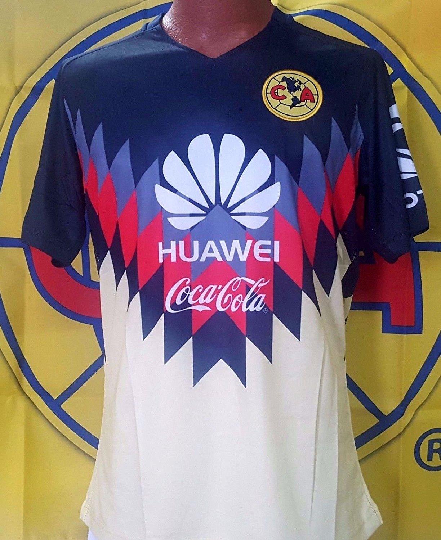 301dd7de772 Club Aguilas del America Home Generic Replica Adult Jersey Liga MX. Siz