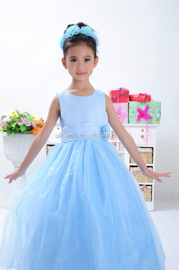 girls dress for party