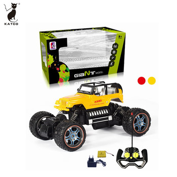 1:16 Best Sell Remote Controlled Four-Wheel-Drive Vehicles Boy's Car Model Cross Country Car.