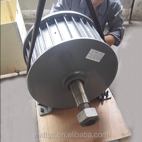 15kw low speed permanent magnet synchronous generator factory