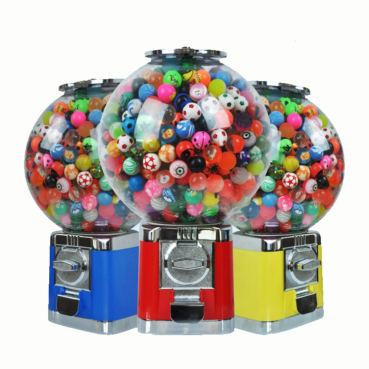 2017 Capsule Toys/Candy/Bouncy ball Vending Machine