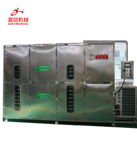 Heat pump dried vegetable and fruit processing machine