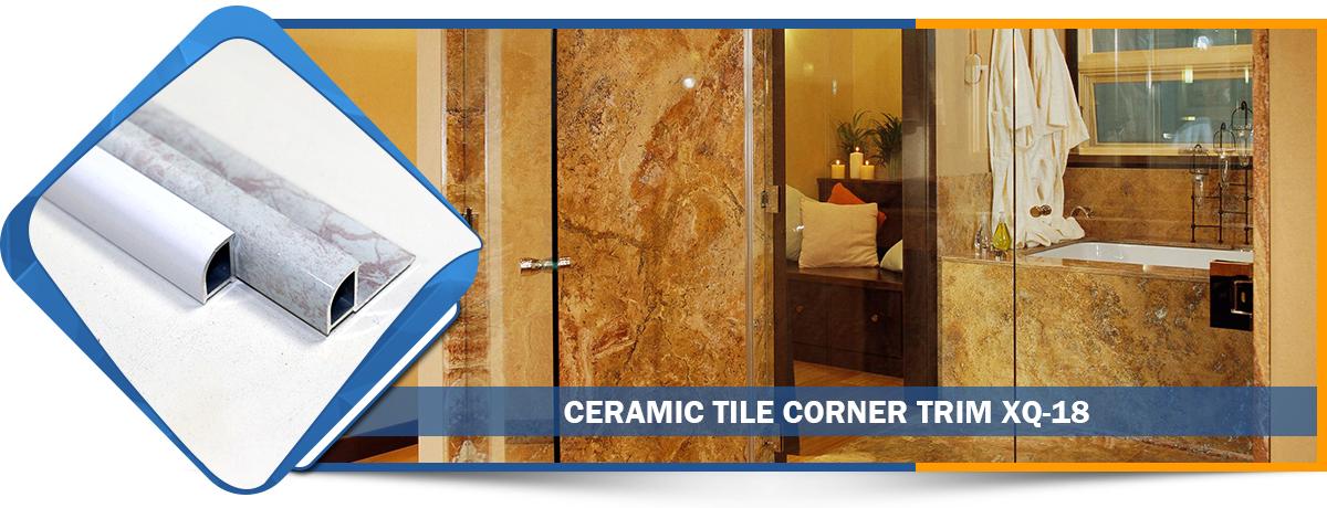 Foshan Xing Qian Aluminum Products Co., Ltd. - Ceramic tile trim ...