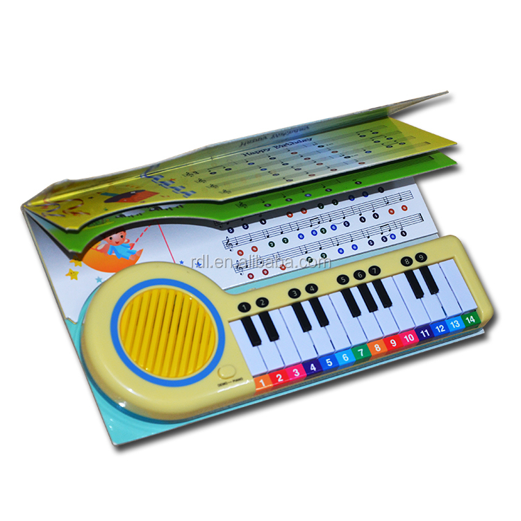 piano sound book