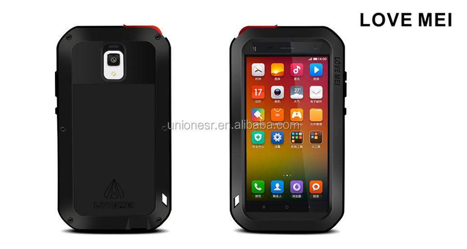 pretty nice 49d69 851e0 Love Mei Powerful Metal Aluminum Waterproof Case For Xiaomi Mi4,For Xiaomi  Mi4 Waterproof Accessories - Buy For Xiaomi Mi4 Waterproof ...