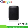 High quality mobile power bank 10400mah custom logo,Dual USB travel charger