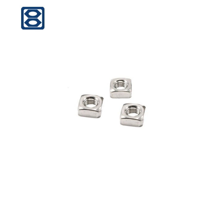 Stainless Steel DIN577 Square Nut