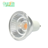 CE/RoHs/UL/SAA listed high luminous Ra97 led lights 6W Gu10 MR16 spot light
