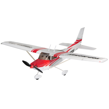 Cessna 182 Model Airplane Beginner RC Plane 965mm wingspan Trainer Electric RC Toy with LED lights