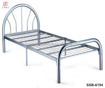 2015 Hot Sale Cheap Firm Metal Single Bed Frame Single Bed Buy