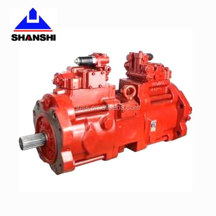 Doosan DH280-III hydraulic pump, Daewoo Solar 280 piston pump, DH280 main pump
