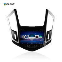 OEM Price IOKONE UI 2Din Android 5.1 Car Stereo for Chevrolet CRUZE 2015 Built-in AM/FM Radio, RDS for optional