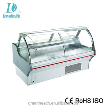 Meat Display Chiller Freezer Counter For Supermarket Butchery Buy Food Display Counter Display Counter Designs Food Warmer Display Counter Product