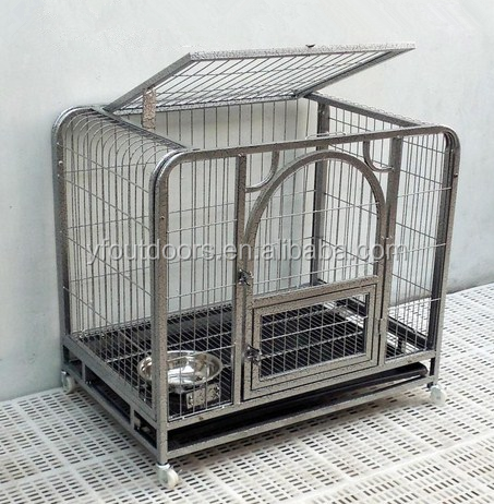 Manufacturer direct selling high quality cheap metal dog cage