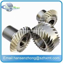 Shenzhen factory plastic injection molding POM actuactor helical Gears