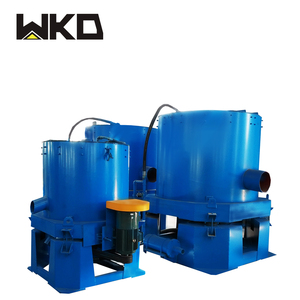 high efficient gold recovery centrifugal / knelson concentrator / centrifugal gold separator
