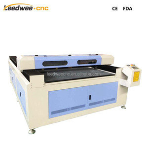 co2 metal computer cas laser bue 1kw cutting marking machine