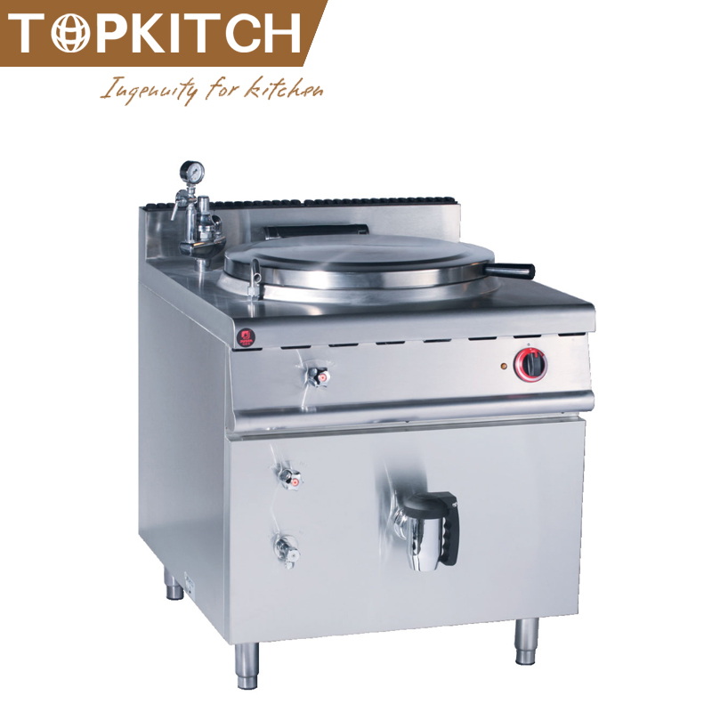 Commercial Banquet Hall Canteen Central Kitchen Using Electric Soup Kettle For Sale