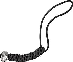 Spyderco Knives BEAD2LY Spyderco Bead/Lanyard Round Lanyard with Pewter Bead