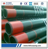 API oil casing and tubing Oil Well Casing Pipes K55 casing drilling pipe