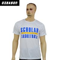 Wholesale cheap custom bulk plain white t shirts made in china
