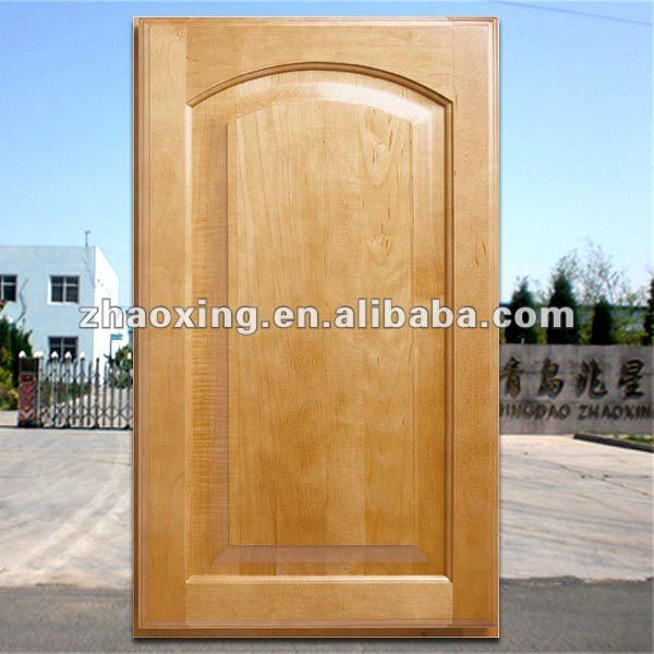 Maple Wood Raised Arch Kitchen Cabinet Doors - Buy Raised Arched ...
