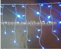 Led Curtain Light(christmas Led Icicle Lights,Building Decoration ...