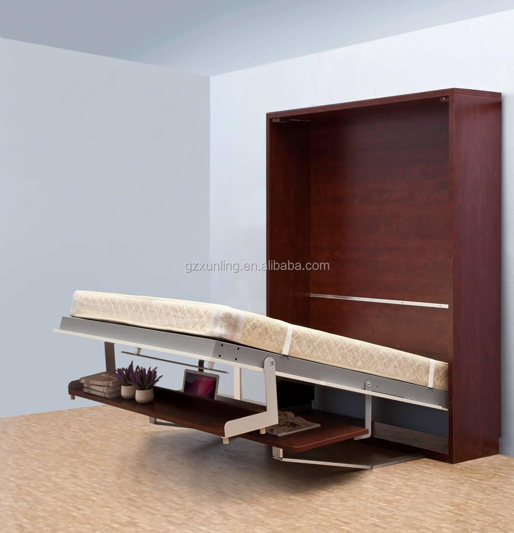 morden furniture china morden furniture sofa china morden  - space saving wooden murphy vertical hidden wall with bookcase and
