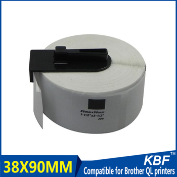 Best Price Of Heat sensitive thermal paper dk11209 with best price