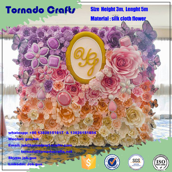 Large paper flowers backdrop giant paper flowers backdrop paper large paper flowers backdrop giant paper flowers backdrop paper flower wedding decor mightylinksfo Choice Image