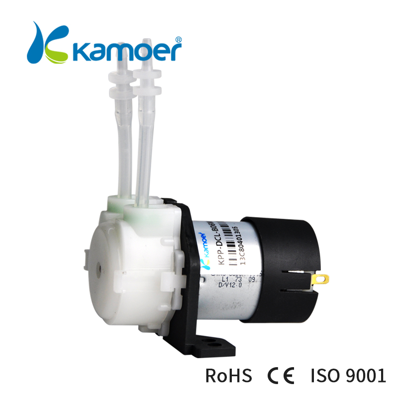 Kamoer l2v DC Micro Marine Color Dosing peristaltic pump with silicone travel tube from pumping machines machinery