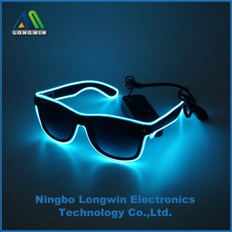 Led Party Glasses,Flashing Night Glasses,El Wire Led Glasses - Buy ...