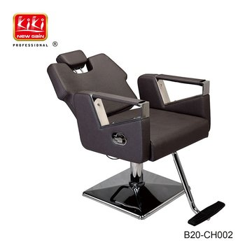 KIKI NEWGAIN Wholesale Beauty Salon Hydraulic Reclining Barber Hairdressing Styling Chair
