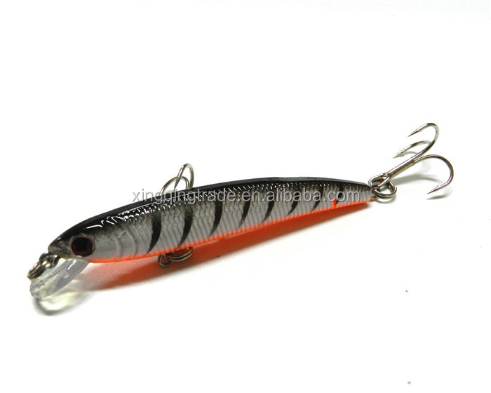 Floating Minnow Fishing Lure Laser Hard Artificial Bait 3D Eyes 11cm 13.4g Fishing Wobblers Crankbait Minnows